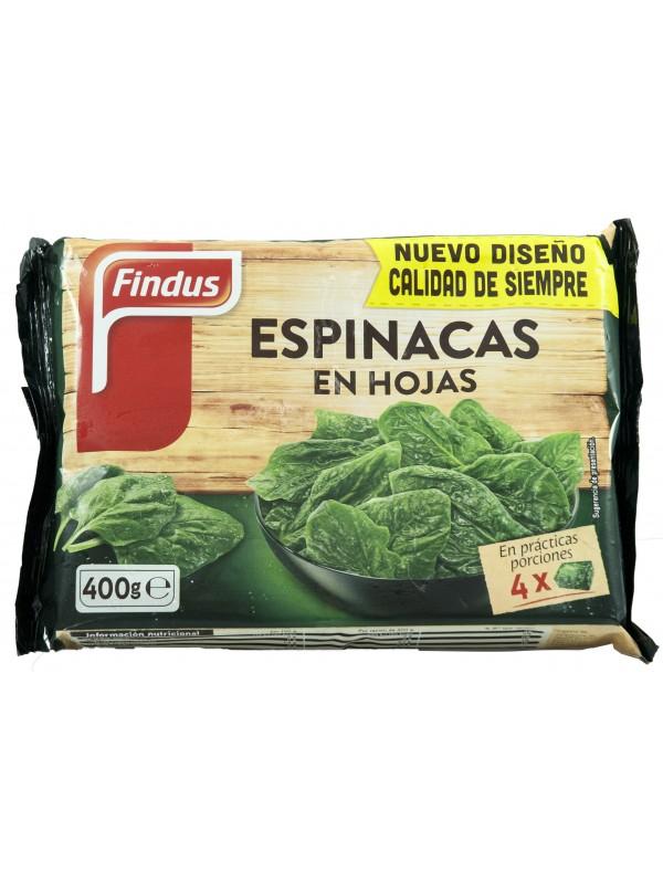 ESPINACAS 400G.